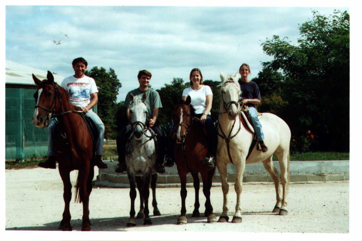 centre equestre cormeray